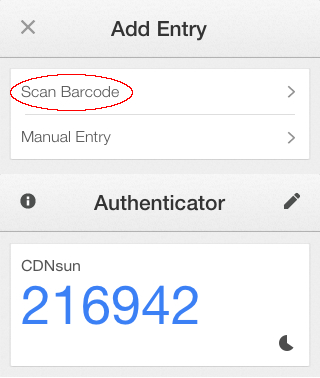 2FA Google Authenticator
