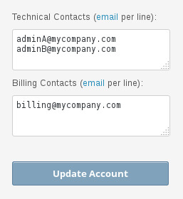 Email Contacts To You
