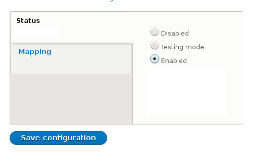 Drupal 8 enable CDN status