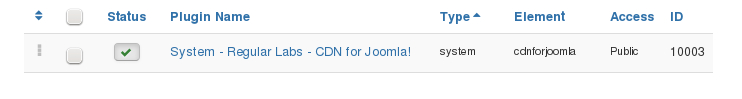 CDN for Joomla!