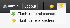 Typo3 Flush Caches